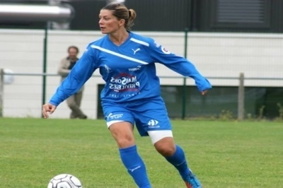 Marina Pascaud connait bien la D1 et ses difficultés (photo club)
