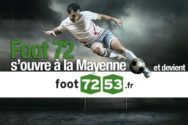 Foot72-53 - Et la MAYENNE intégra le réseau FOOTENGO