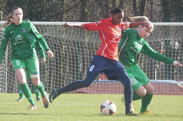 Rivierez et le FC Tremblay ont concédé sept buts en seconde période