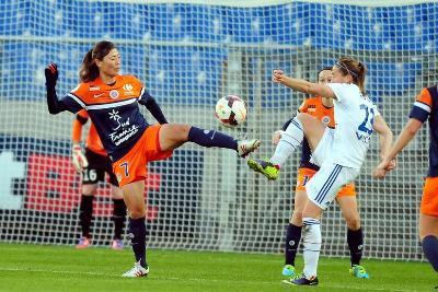 Montpellier a dû batailler face à Guingamp
