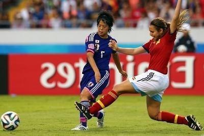 Le Japon a impressionné par sa maîtrise et son effectif