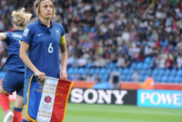 "U19 - Sandrine SOUBEYRAND : ""Pouvoir amener mon expérience"""