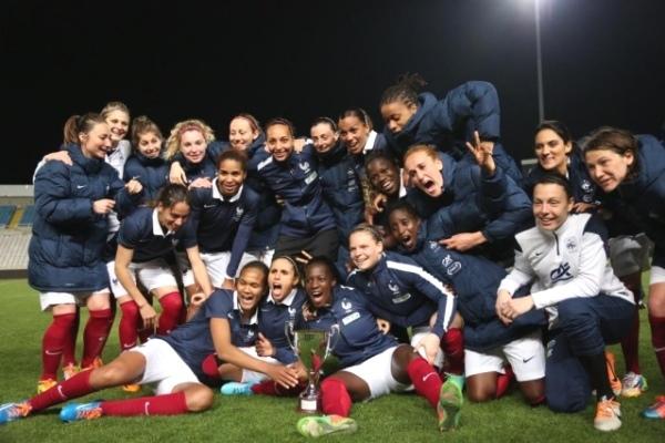 Les Bleues vont-elle disputer le Mondial 2019 à la maison ? (Photo : Sébastien Duret)