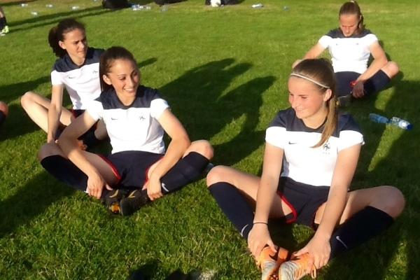FRANCE U16 - Premier match face à la République Tchèque ce lundi