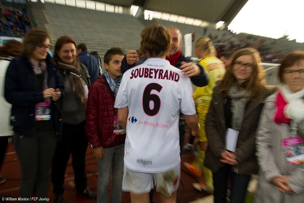 D1 - Photos souvenirs de la der' à domicile de Sandrine SOUBEYRAND