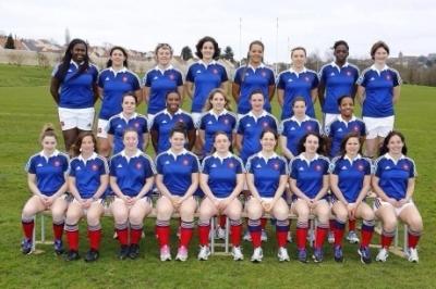 Le XV de France féminin