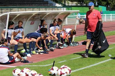 Coupe du Monde U20 - Entretien avec le sélectionneur Gilles EYQUEM