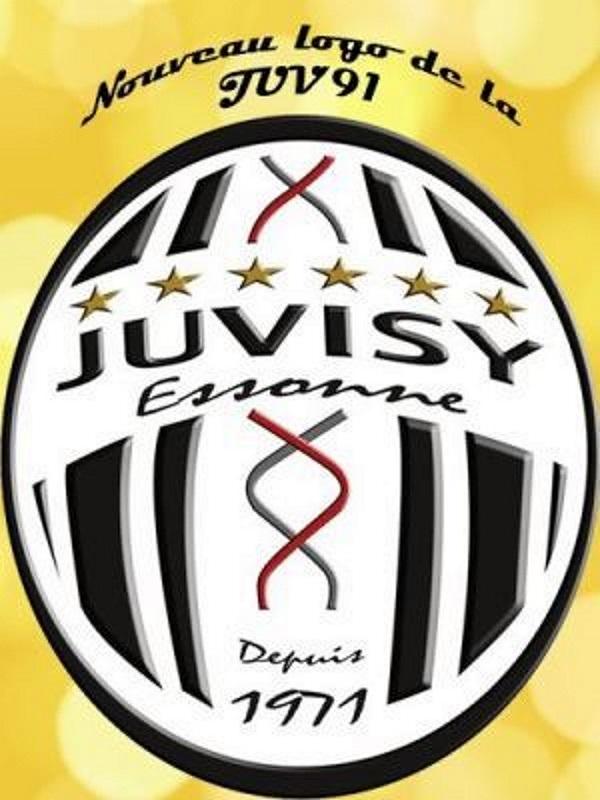 D1 - Le FCF JUVISY dévoile son nouveau logo