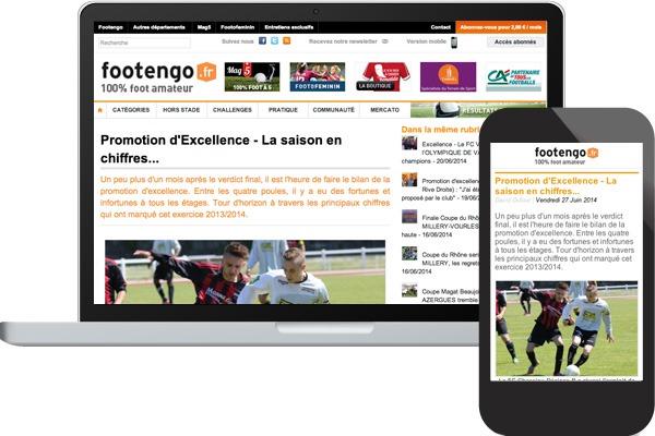 Désormais, le site s'adapte à la taille de votre écran !