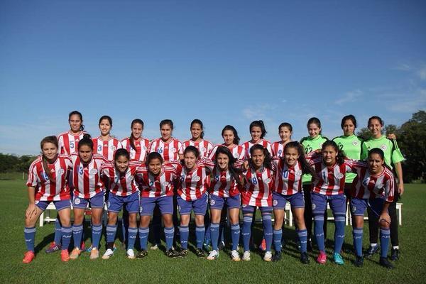 Le Paraguay jouera gros ce mercredi soir (photo FIFA)