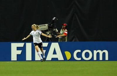 Bremer avait ouvert le score pour l'Allemagne
