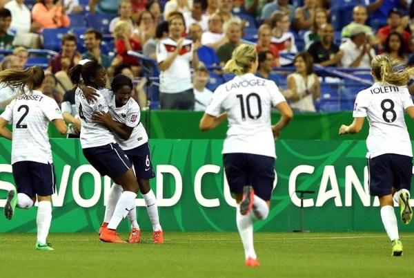 Aïssatou Tounkara s'est transformée en buteuse décisive (photo FIFA)