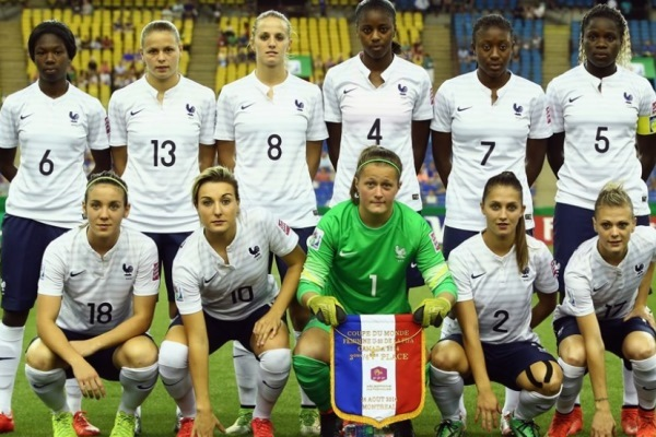 Le onze de départ (photo FIFA.com)