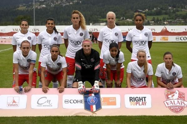 Le PSG, à l'image de la Valais Cup, a eu un programme bien chargé (photo organisation)