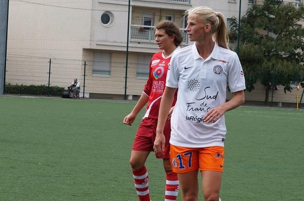 Sofia Jakobsson signe un premier doublé (photo CHR$)