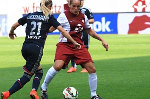 Après-midi difficile pour Vitaly Delisle et le FC Metz (photo FCM)