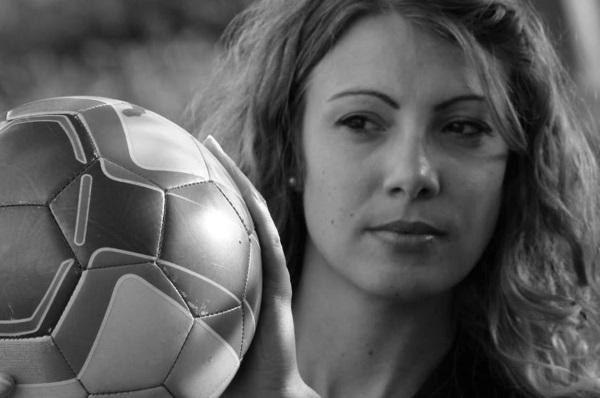 """Elise Lenoir, qui a découvert le futsal au FC Erdre, espère """"fédérer les 35 clubs de D1 et D2"""" afin que l'ANCF devienne """"un interlocuteur crédible auprès de la 3F"""" (crédit : Adrien Lenoir)"""