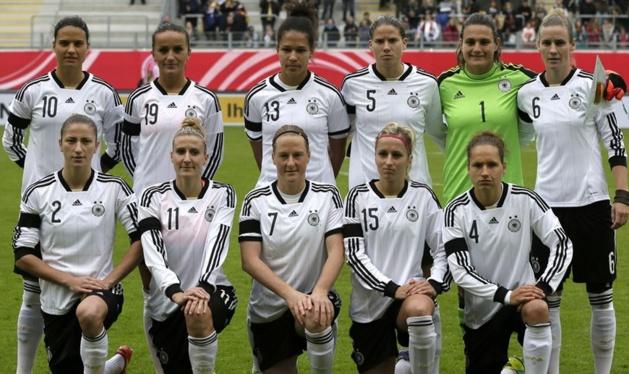Le onze allemand (photo DFB)