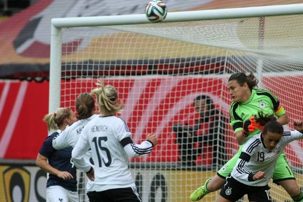 ALLEMAGNE - FRANCE : le match et les buts en vidéo (ZDF)