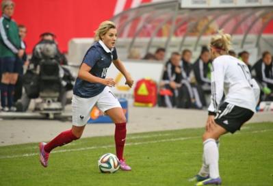 Claire Lavogez (photos FFF)