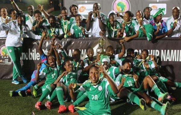 Les Nigerianes sur le toit de l'Afrique