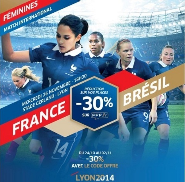 Bleues - Les modalités pour assister aux matchs face à la NOUVELLE-ZELANDE et au BRESIL
