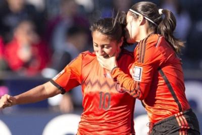 Les Mexicaines y sont parvenues dans la difficulté (photo CONCACAF)