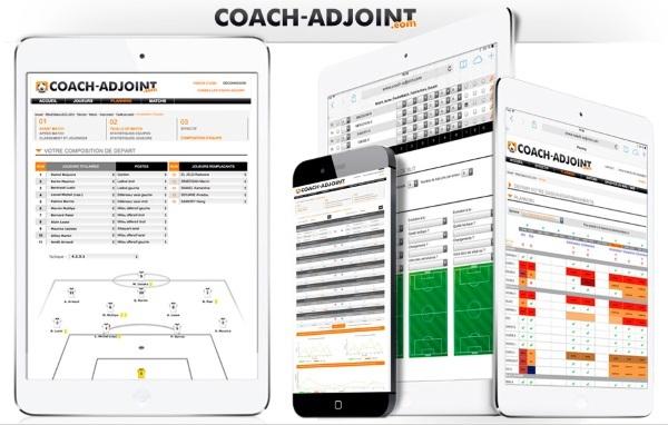"""COACH-ADJOINT.COM - Philippe OLLIER : """"Un logiciel au service des coaches"""""""