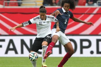 L'Allemagne au tableau de chasse des Bleues (photo DFB)