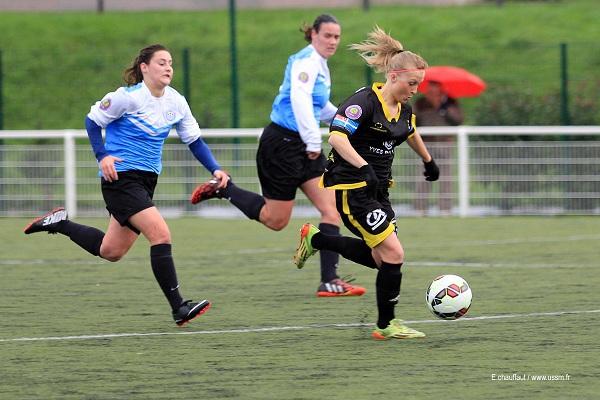 Les Malouines représenteront l'Ille-et-Vilaine en trente-deuxièmes de finale. Photo E. Chauffaut (www.ussm.fr)
