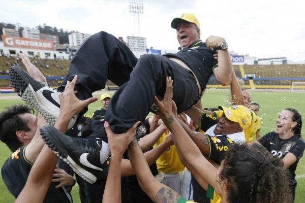 Tournoi International de Brasilia - Le BRESIL tient les ETATS-UNIS en échec