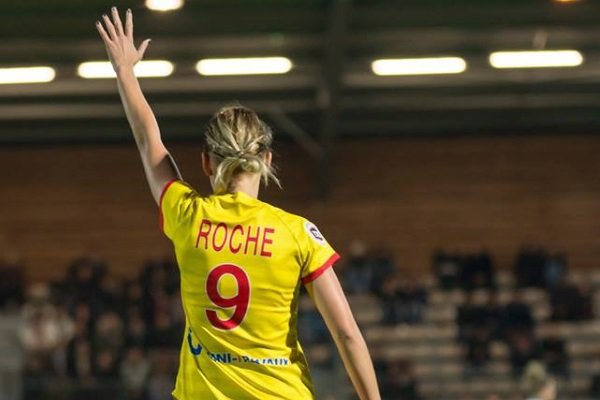 Stephanie Roche aura joué dix matchs et inscrit un but (photo MGB/Phootorafettes)