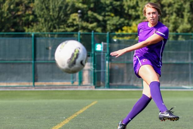 Lindsey Elston rejoint bien le FC Metz (photo DR)