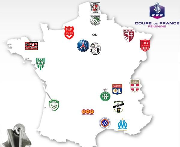 Coupe de France (8èmes de finale) - Corinne DIACRE au tirage au sort ce lundi soir