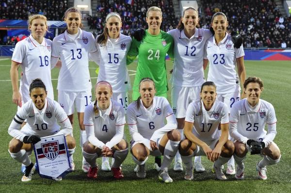 Bleues - Premier succès historique face aux USA (2-0)