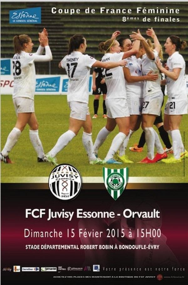 Coupe de france f minine 2014 2015 page 3 - Date coupe de france 2015 ...