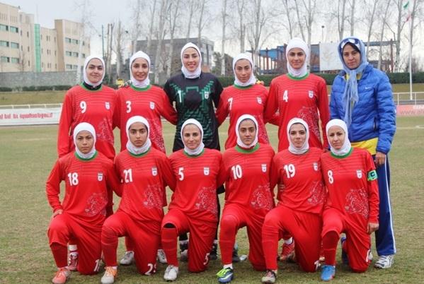 Deux autres rencontres ont opposé l'Iran (photo) à l'Ouzbékistan (0-1, 0-0)
