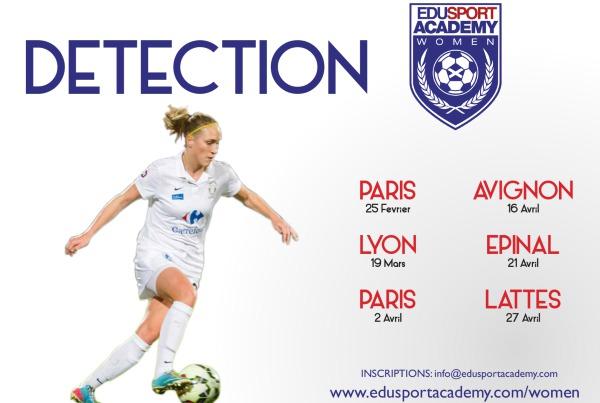 EDUSPORT ACADEMY (Section féminine en Ecosse) - Come on girls !