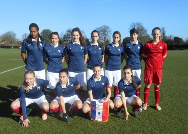 U17 - Lourde défaite de la FRANCE face à l'ALLEMAGNE