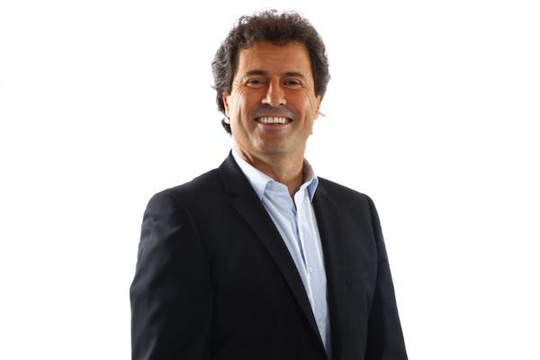 Omar Da Fonseca... avec le sourire la plupart du temps (photo : Panoramic)