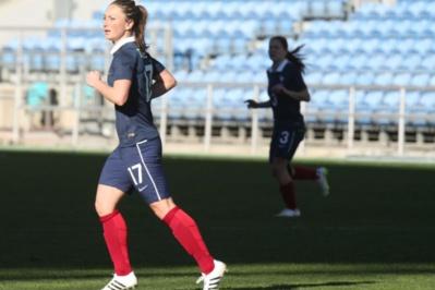 Algarve Cup - Gaëtane THINEY : «  Il y a quelques années, on ne pouvait pas s'inventer ce vécu »