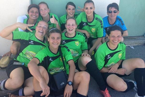 Le SC Saint Cannat : une très belle équipe (Photo : Club)