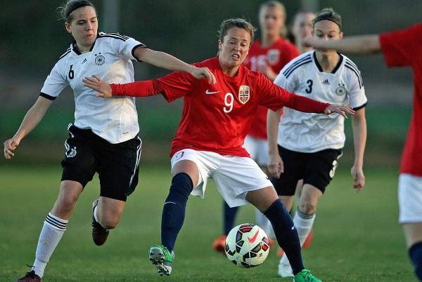 L'Allemagne a terminé par une défaite face à la Norvège (photo DFB)