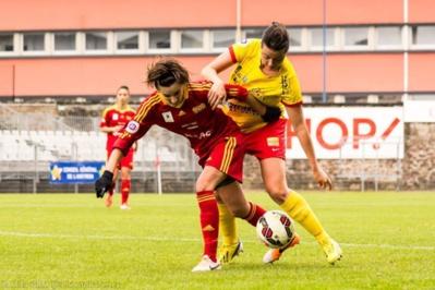 Face à Rodez, les Albigeoises jouent plus qu'un derby (photo Mica MGB/Phootorafettes)