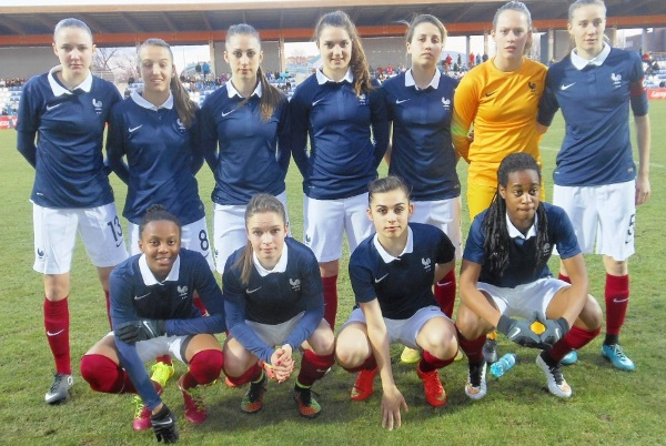 La sélection U17 en Pologne (photo CD/FFF)