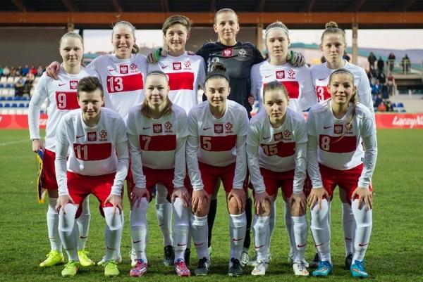 L'équipe de Pologne