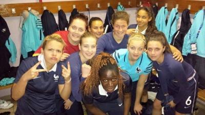 U19 (Tour Elite) - Les Bleuettes démarrent en trombe