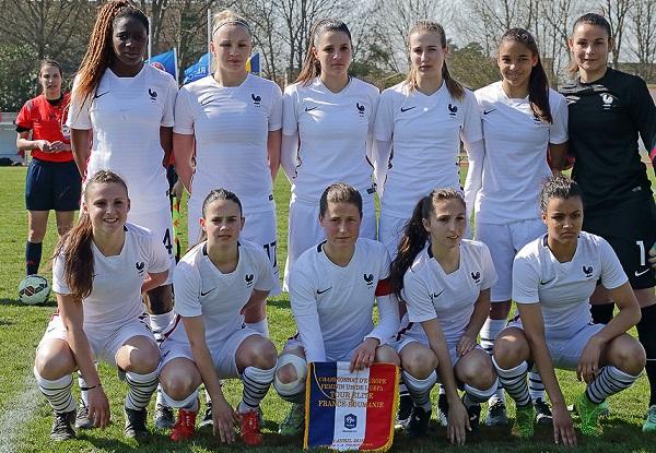 La France (photo Women Sport Gallery)