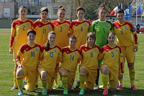 La Roumanie (photo Women Sport Gallery)