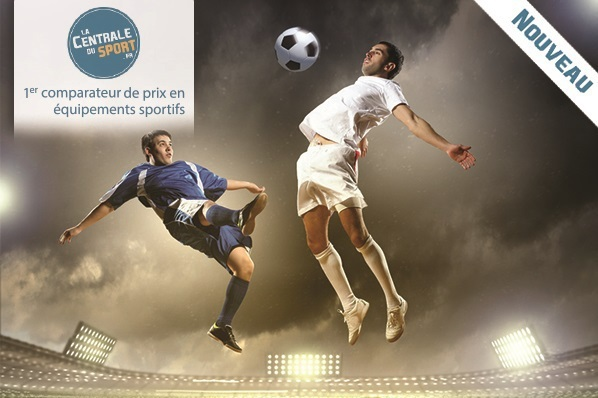 Comparateur de prix en ligne - La CENTRALE DU SPORT, le nouvel allié des clubs !